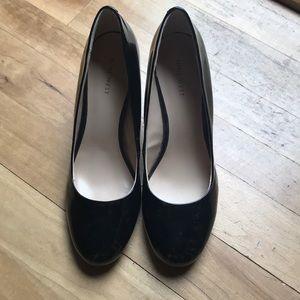Nine West Classic Black Heels